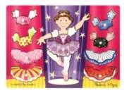 Children's Puzzles - Ballerina Dress