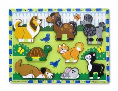 Children's Puzzles - Pets