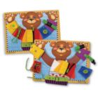Basic Skills Board - 6pc Jigsaw Puzzle by Melissa & Doug