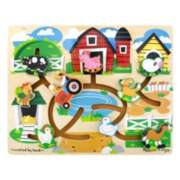 Farm - Maze By Melissa & Doug