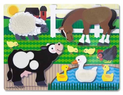 Children's Puzzles - Farm