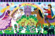 Melissa and Doug Floor Puzzles - Fairy Tale Friendship