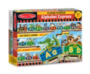 Alphabet Express - 27pc Floor Puzzle By Melissa and Doug