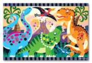 Melissa and Doug Jigsaw Puzzles for Kids - Dinosaur Dawn