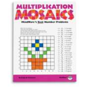 Puzzle Books - Multiplication Mosaics