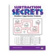 Puzzle Books - Subtraction Secrets