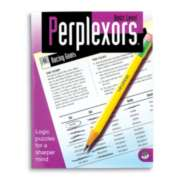 Perplexors Basic Level - Puzzle Book By Mindware