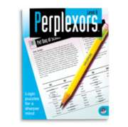 Perplexors Level A - Puzzle Book By Mindware