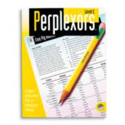 Perplexors Level C - Puzzle Book By Mindware