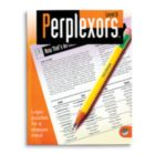Perplexors Level D - Puzzle Book By Mindware