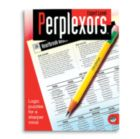 Perplexors Expert Level - Puzzle Book By Mindware