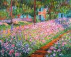 Monet: The Artist's Garden at Giverny - 1000pc Jigsaw Puzzle by Piatnik