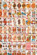 Hard Jigsaw Puzzles - Playing Cards