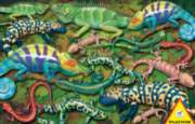 Salamanders - 1000pc Jigsaw Puzzle by Piatnik