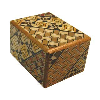 2 Sun, 7 Step: Koyosegi - Japanese Puzzle Box