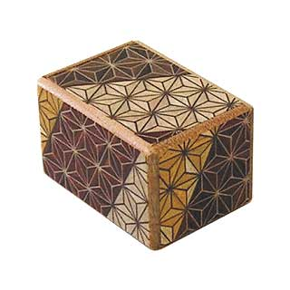 1 Mame, 14 Step: Koyosegi - Japanese Puzzle Box