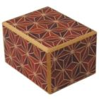 2 Sun, 10 Step: Akaasa - Japanese Puzzle Box