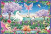 Floor Jigsaw Puzzles For Kids - Fairyland