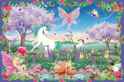 Fairyland - 24pc Floor Puzzle by Ravensburger