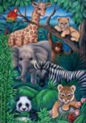 Jigsaw Puzzles for Kids - Animal Kingdom