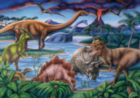 Dinosaur Playground - 35pc Jigsaw Puzzle For Kids by Ravensburger