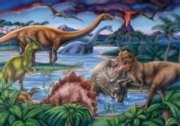 Dinosaurs Jigsaw Puzzles for Kids - Dinosaur Playground