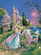 The Magical Unicorn - 60pc Jigsaw Puzzle by Ravensburger