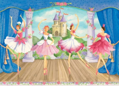 Fairytale Ballet - 60pc Jigsaw Puzzle by Ravensburger