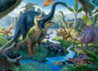 Land of the Giants - 100pc Jigsaw Puzzle For Kids by Ravensburger