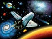 Jigsaw Puzzles for Kids - Outer Space