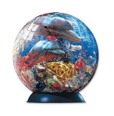 Ocean - 240pc Puzzleball by Ravensburger