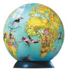Children's Globe - 96pc Puzzleball by Ravensburger