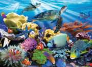 Ocean Turtles - 200pc Jigsaw Puzzle by Ravensburger