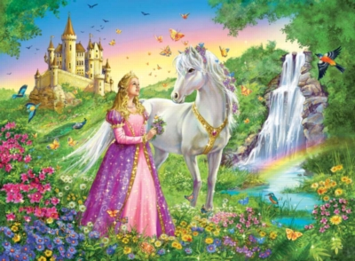 Ravensburger Jigsaw Puzzles - Princess