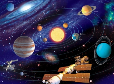 The Solar System - 200pc Jigsaw Puzzle by Ravensburger