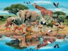 Watering Hole - 300pc Jigsaw Puzzle by Ravensburger
