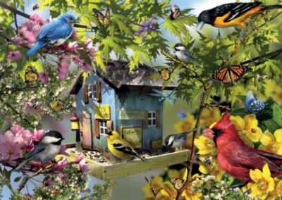 Ravensburger Jigsaw Puzzles - Time for Lunch