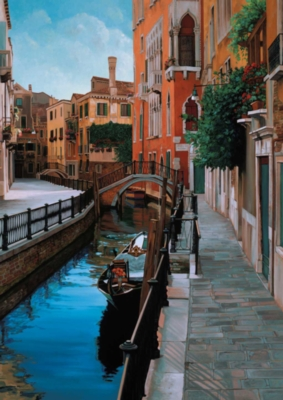 Ravensburger Jigsaw Puzzles - Venetian Expressions
