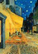 Van Gogh: Cafe Terrace at Night - 1500pc Jigsaw Puzzle by Ravensburger