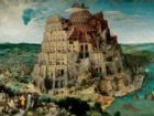 The Tower of Babel - 5000pc Jigsaw Puzzle by Ravensburger