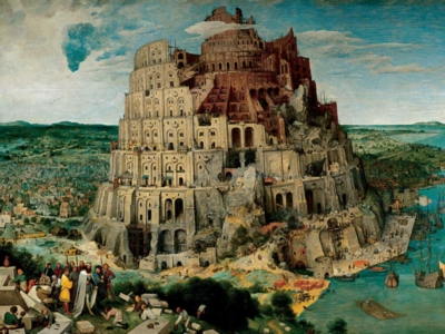 Ravensburger Jigsaw Puzzles - The Tower of Babel