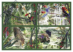Tropical Impressions - 18000pc Jigsaw Puzzle by Ravensburger