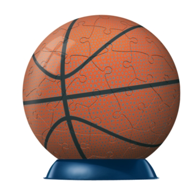 Basketball - 60pc Puzzleball by Ravensburger