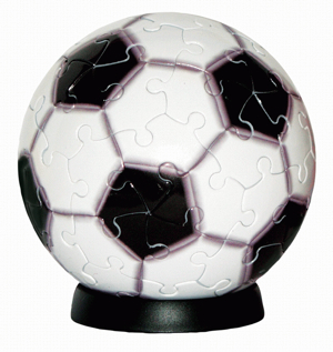 Soccer - 60pc Puzzleball by Ravensburger