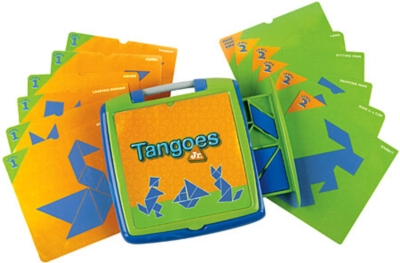 Tangoes Jr. - Puzzle Game