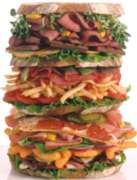 Jigsaw Puzzle - Snack Stack 500pc
