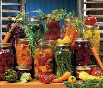 Canned Veggies - 500pc Jigsaw Puzzle by Springbok
