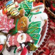 Christmas Cookies - 500pc Springbok Jigsaw Puzzle