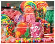 Candy Galore - 1000pc Jigsaw Puzzle by Springbok