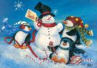 Penguins Playtime - 60pc Jigsaw Puzzle by Springbok